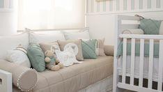 quartos de bebe azul,bege e branco - Pesquisa Google