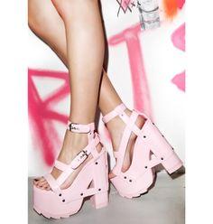 nightfall platforms  kawaii pastel pastel goth pastel grunge cyber ghetto fachin platforms shoes heels dollskill plus plus size shoes