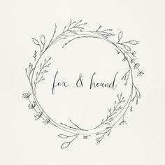 This item is unavailable - Premade Logo Feminine Design Florist Weddings Logo Design - Business Logo Design, Brand Identity Design, Branding Design, Branding Ideas, Boutique Logo, Blogger Templates, Logo Fotografie, Logo Instagram, Logo Floral