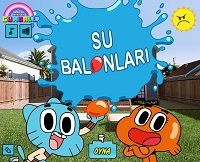 Gumball Su Balonu