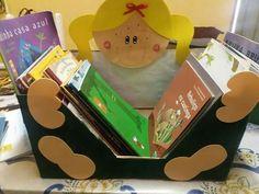 Preschool Learning Activities, Preschool Crafts, Crafts For Kids, Kindergarten Classroom, Classroom Decor, School Projects, Projects For Kids, Library Skills, Book Corners