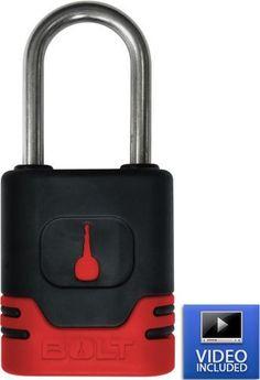 Bolt Lock - Matches Vehicle Key