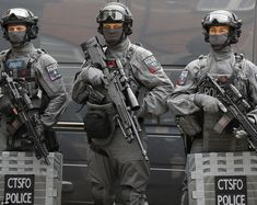 Armed Police have already been deployed at major public events this summer, including the races at Royal Ascot and Wimbledon