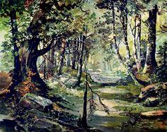 Les-pozadí