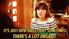 New Girl - Girl fight