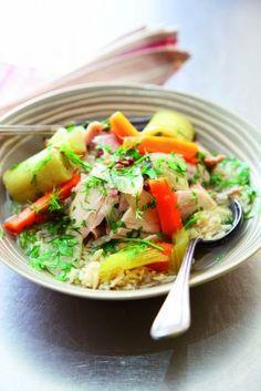 Nigella Lawson's chicken recipe