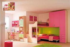 Ideas para un cuarto juvenil y moderno