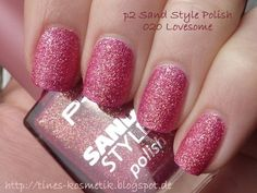 p2 Sand Style Polish - Lovesome