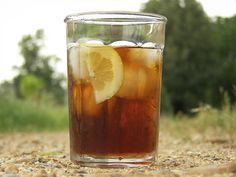 Broskvový čaj od Ládi Hrušky