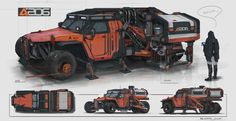 ArtStation – Personal Project Yogi Soelastama - Home & DIY Army Vehicles, Armored Vehicles, Offroader, Spaceship Design, Futuristic Cars, Futuristic Vehicles, Engin, Expedition Vehicle, Automotive Design