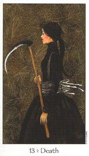 Death - Dreaming Way Tarot) - rozamira tarot - Picasa Web Albums