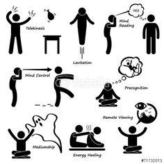 #Psychokinesis definition