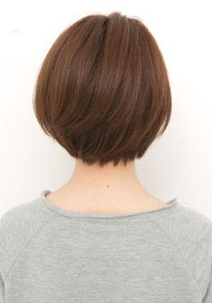 【ANTI】大人シンプルショートボブ(KEIKO)
