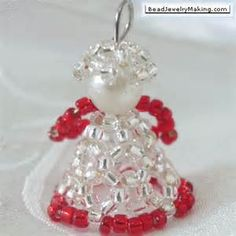 Beaded Angel Christmas Ornaments - Bing Images