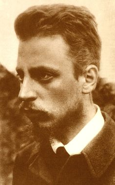 """""""It is part of the nature of every definitive love that sooner or later it can reach the beloved only in infinity."""" by Rainer Maria Rilke a Bohemian-Austrian transitional figure between the traditional and the modernist poets."""