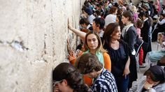 A atriz Cissa Guimarães visita Israel