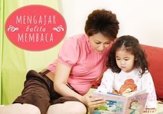 Mengajarkan balita membaca :: How to teach your child to read :: children start reading