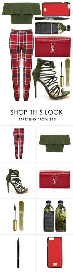"""""""Untitled #174"""" by ioanaaaa15 on Polyvore featuring Vivienne Westwood Red Label, WearAll, Yves Saint Laurent, Max Factor, AMBRE, Trish McEvoy and Dolce&Gabbana"""