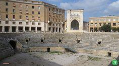 Anfiteatro Romano #Lecce #Salento #Italia #Puglia #Italy #Travel #Viaggiare #79thAvenue