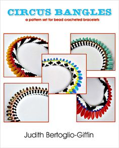 Circus Bangle Pattern Set - What colors is your Circus?