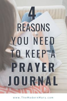 Are you looking for reasons why to start a prayer journal? Check out this post on 4 reasons WHY YOU need to start a prayer journal today! Bible Studies For Beginners, Bible Study Tips, Scripture Study, Bible Verses, Scriptures, Christian Marriage, Christian Faith, Christian Living, Christian Parenting
