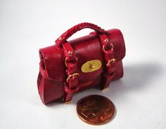 Miniaturas bolsos: Bolsos homenaje piel (2)