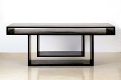 Modern console table | modern design console table  | www.bocadolobo.com #consoletableideas #modernconsole