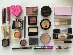 My Drugstore Makeup Must Haves