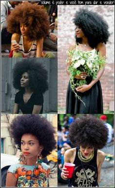 Black Power: 21 Inspirações para não ser escrava da Definição