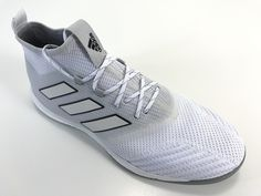 965355cf958 SR4U Reflective White Soccer Laces on adidas ACE Tango 17.1 Trainer Camo  Pack Adidas Ace