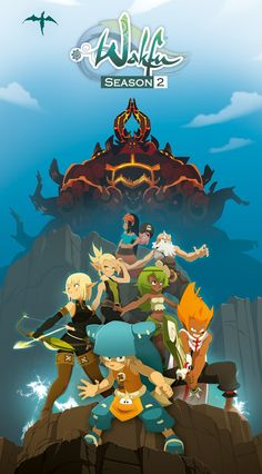 Ankama is raising funds for WAKFU: The Animated Series on Kickstarter! WAKFU is an epic fantasy-adventure series. Corpse Party, Film Anime, Anime Manga, Wakfu Evangelyne, Filles Equestria, French Anime, Animes Wallpapers, Animation Series, Steampunk