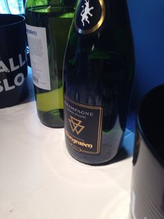 Bad-ass champagne