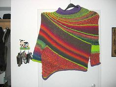 This top down sweater is a canvas for playing with different yarns. Select the gauge for your size and begin knitting the short row asymmetrical yoke. There is another short row section to bring the sweater down to the waistline and simple stockinette tubes for the sleeves. The sweater construction is easy to customize so it matches your body proportions. Enchanted Mesa is for the playful and adventurous knitters out there who like to make improvisational yarn and color choices. Grab your…