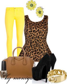 """by monique..."" by anabelenalons on Polyvore"