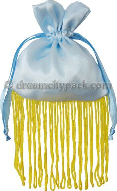 Custom Satin Pouch with Golden Fringe Wholesale Drawstring Pouch, Packaging, Satin, Prints, Bags, Color, Jewelry, Style, Handbags