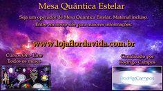Mesa Quântica Estelar: Cursos Online - Mesa Radiônica