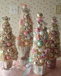 Shabby Chic Christmas by Angel_77