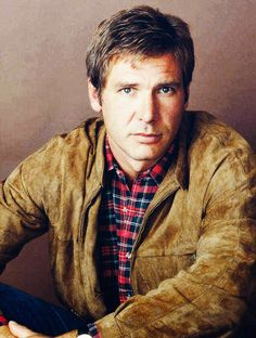 """Benjamin — rufustfirefly: """"Harrison Ford was born with a..."""