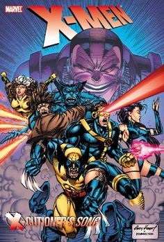 X-Men: X-Cutioners Song (New Printing) @ niftywarehouse.com #NiftyWarehouse #Xmen #Marvel #X-Men #Comics #Geek #ComicBooks