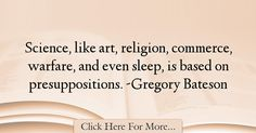 Gregory Bateson Quotes About Religion - 58971