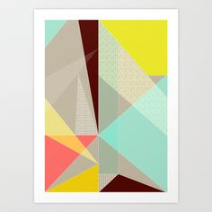 Available to buy http://society6.com/product/diagonal-patterns_print?curator=medesignstudio