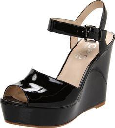 KORS Michael Kors Women's Carmila Wedge Sandal - designer shoes, handbags, jewelry, watches, and fashion accessories | endless.com