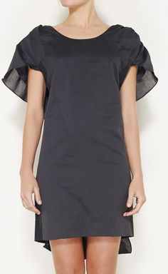 Stella McCartney Dark Grey Dress | VAUNTE