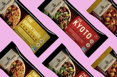 These Are My Favorite Frozen Burritos — Everyday Vegetarian Vegetarian Lunch, Vegetarian Recipes, Frozen Burritos, Shopping Hacks, Curry, Canning, My Favorite Things, Eat, Subscription Boxes