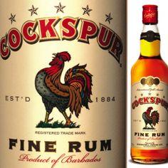 Cockspur Bajan rum