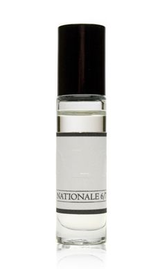 NATIONALE 6/7 by Olo Fragrance--Jasmine * Lemon * Rose * Sandalwood.
