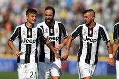 Higuain : Permainan Lazio Cukup Bagus  Namun Kami Tetap Yang Terbaik