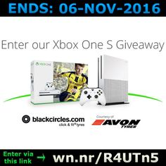 ENDS 06-NOV-2016  --  #Win a #FIFA17 1TB #Xbox One S #Console bundle >wn.nr/R4UTn5< #competition #giveaway #sweepstakes #microsoft #XboxOneS