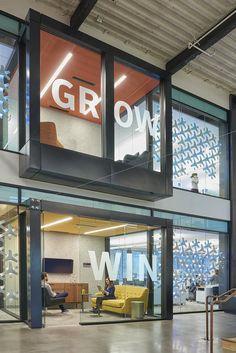 Symantec Offices by AP+I Design, Mountain View – California » Retail Design Blog