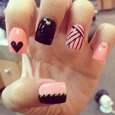 Really cute nail designs | Nail Designs on blog online